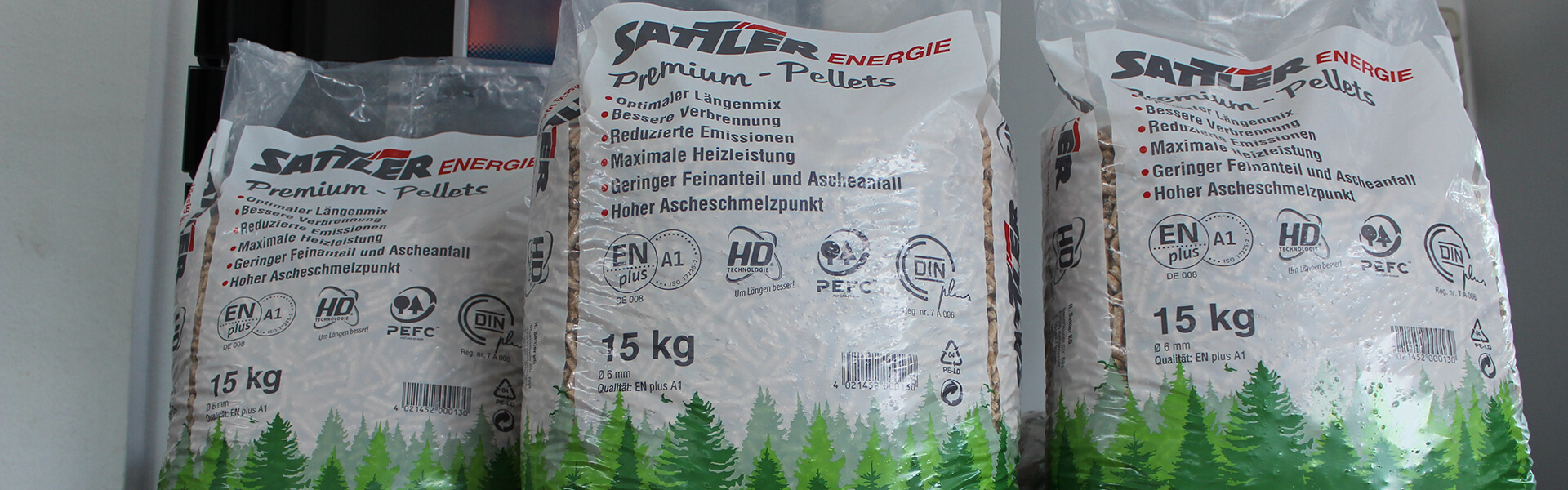 Sattler Holzpellets